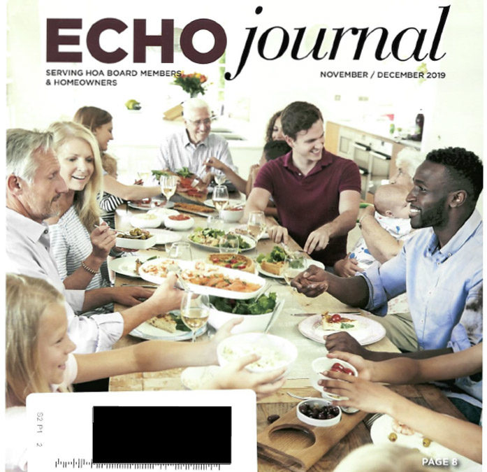 ECHO journal: Employee Agreement Recommendations