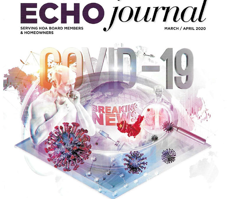 ECHO Journal: March-April 2020 – Getting the Most From Committees